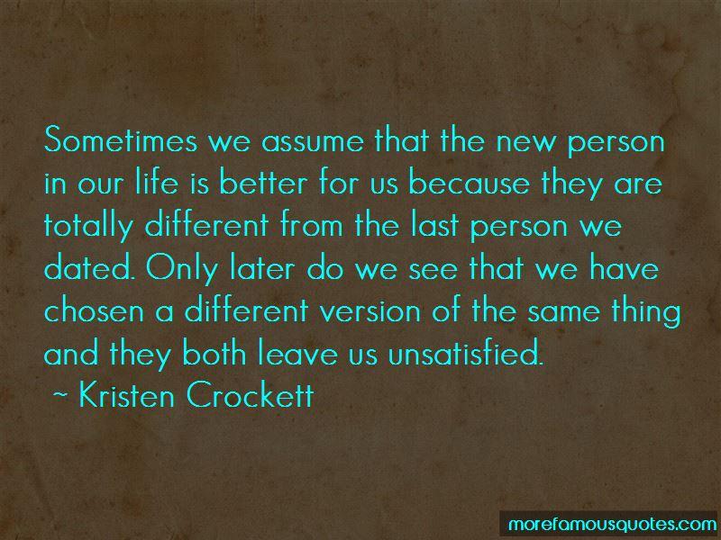Kristen Crockett Quotes Pictures 2