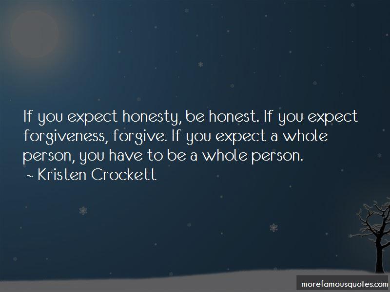 Kristen Crockett Quotes Pictures 4