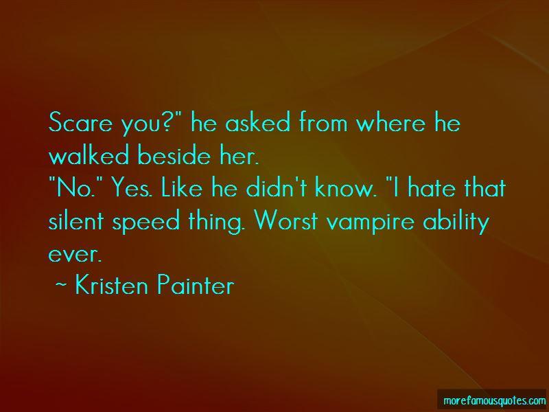Kristen Painter Quotes Pictures 2