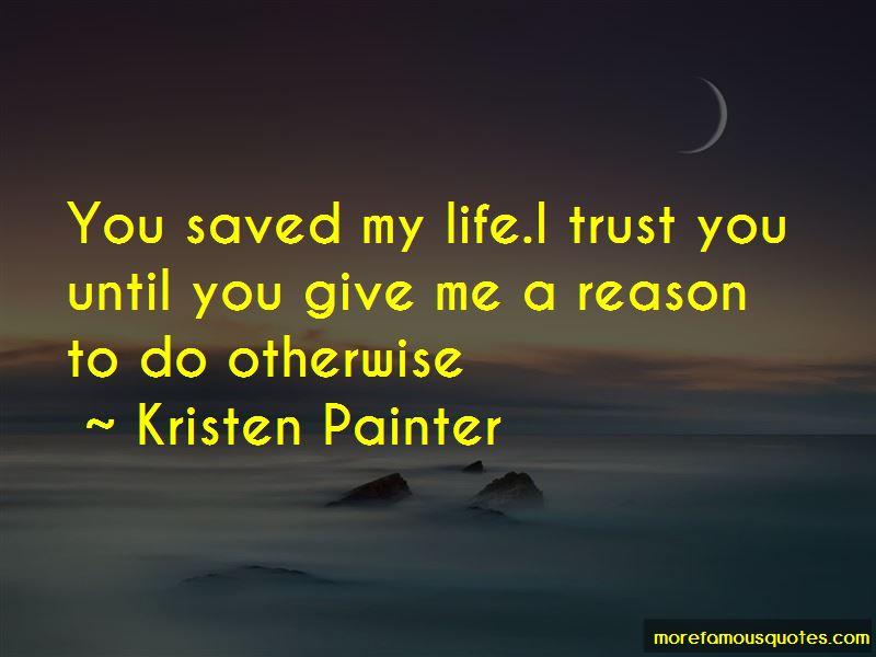 Kristen Painter Quotes Pictures 4