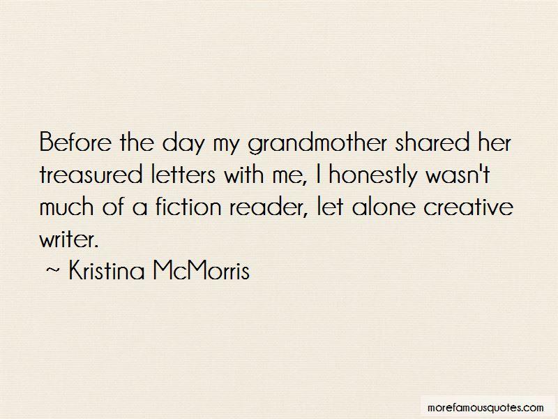 Kristina McMorris Quotes Pictures 4