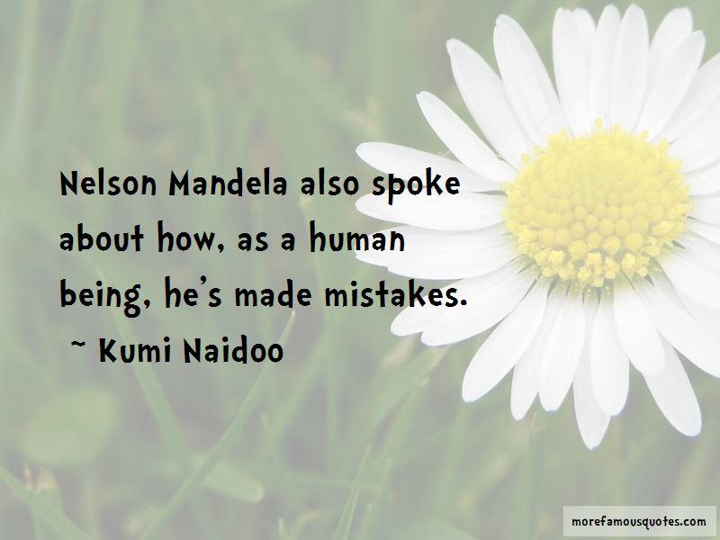 Kumi Naidoo Quotes Pictures 2
