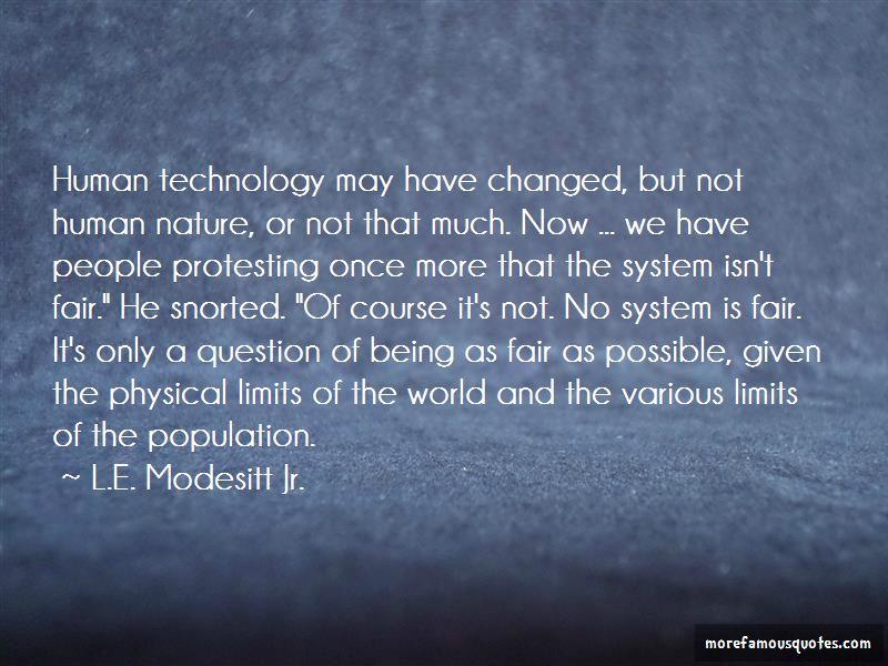 L.E. Modesitt Jr. Quotes Pictures 2