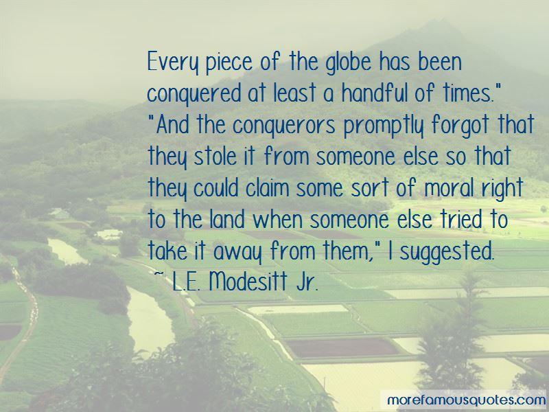 L.E. Modesitt Jr. Quotes Pictures 3