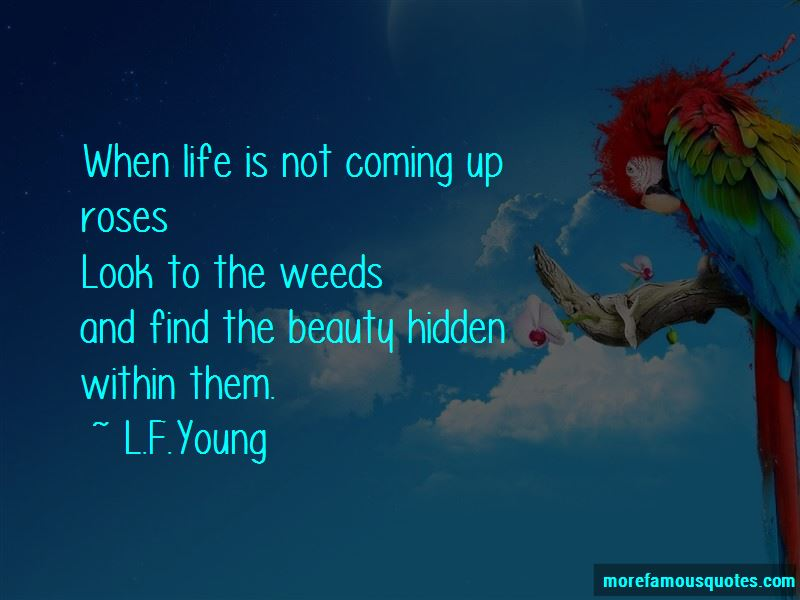 L.F.Young Quotes Pictures 2