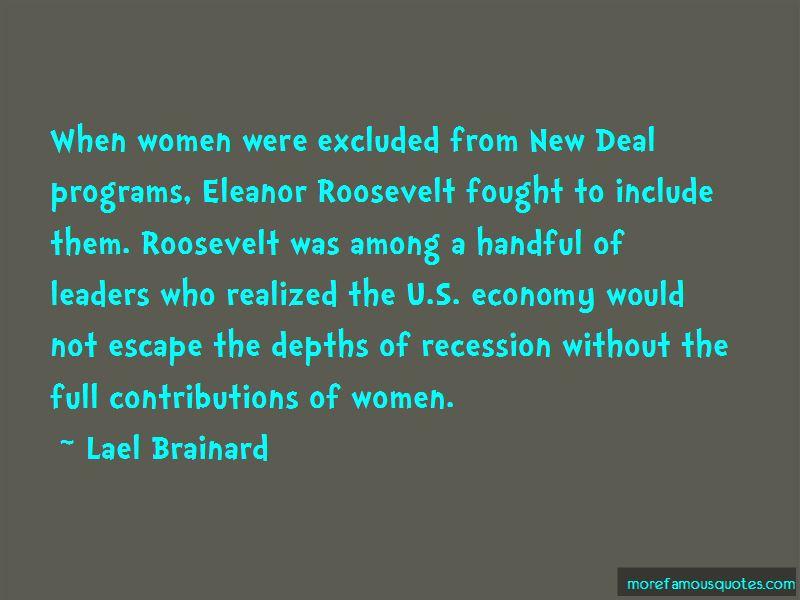 Lael Brainard Quotes Pictures 4