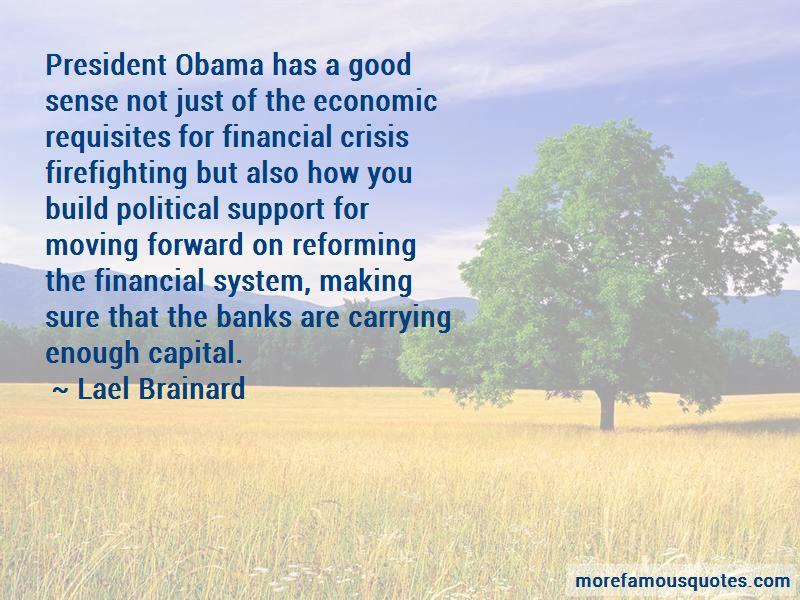 Lael Brainard Quotes