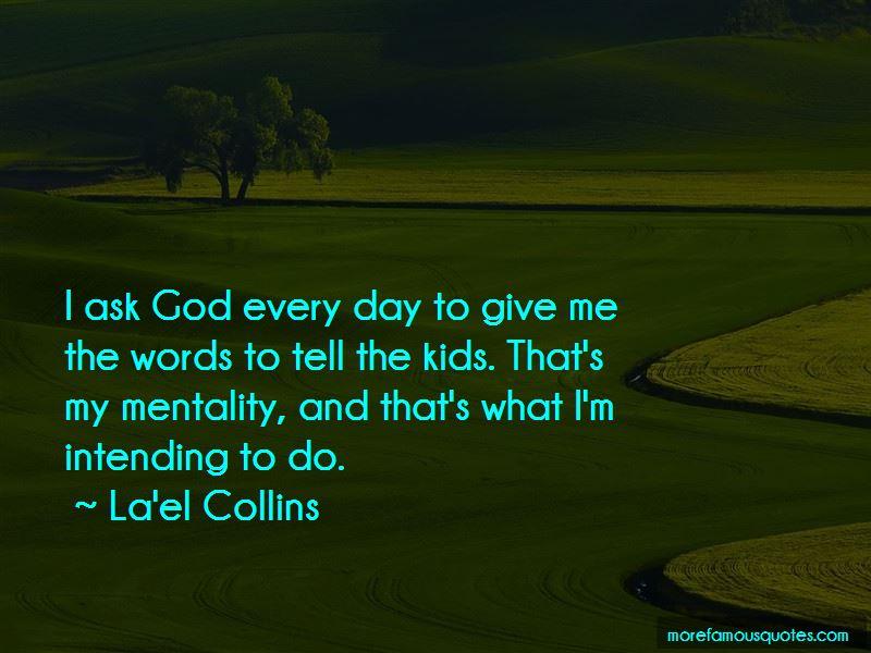 La'el Collins Quotes Pictures 2