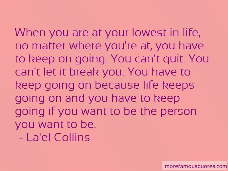 La'el Collins Quotes Pictures 3