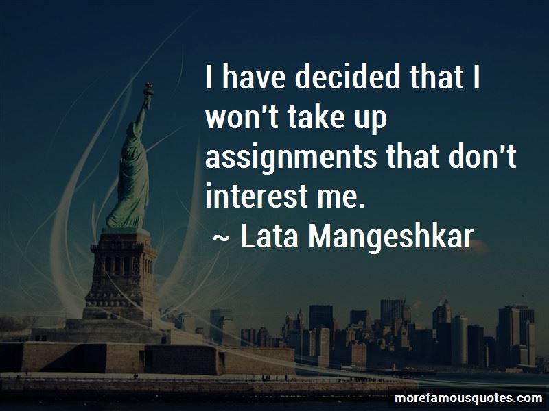 Lata Mangeshkar Quotes Pictures 2