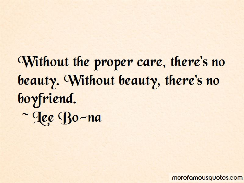 Lee Bo-na Quotes Pictures 4