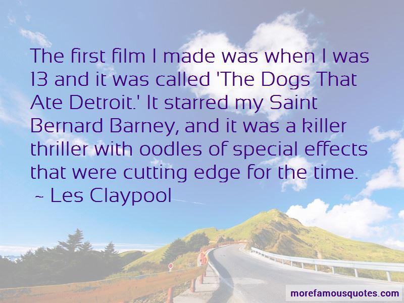 Les Claypool Quotes Pictures 4