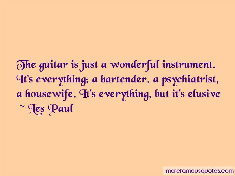 Les Paul Quotes Pictures 2