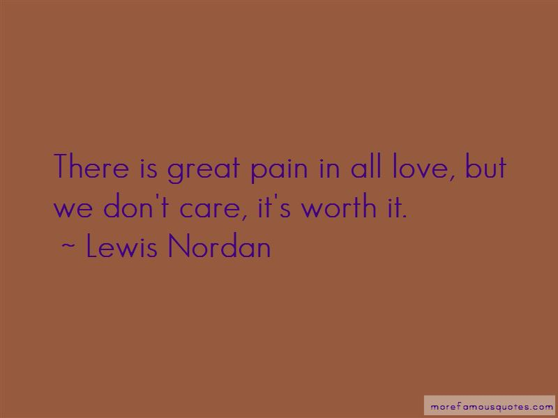 Lewis Nordan Quotes Pictures 3