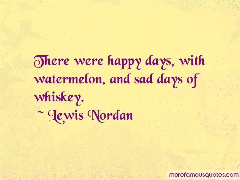 Lewis Nordan Quotes Pictures 4