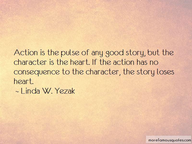 Linda W. Yezak Quotes Pictures 2