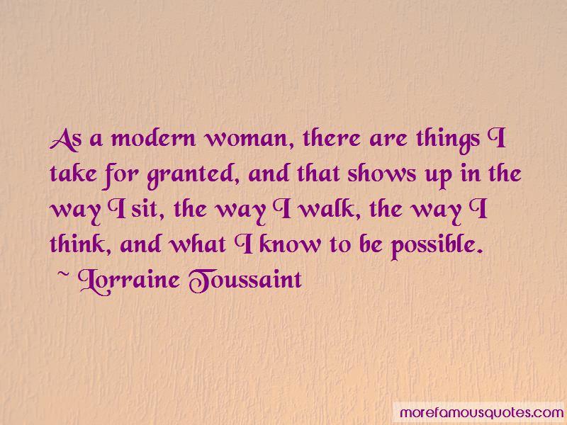 Lorraine Toussaint Quotes Pictures 3