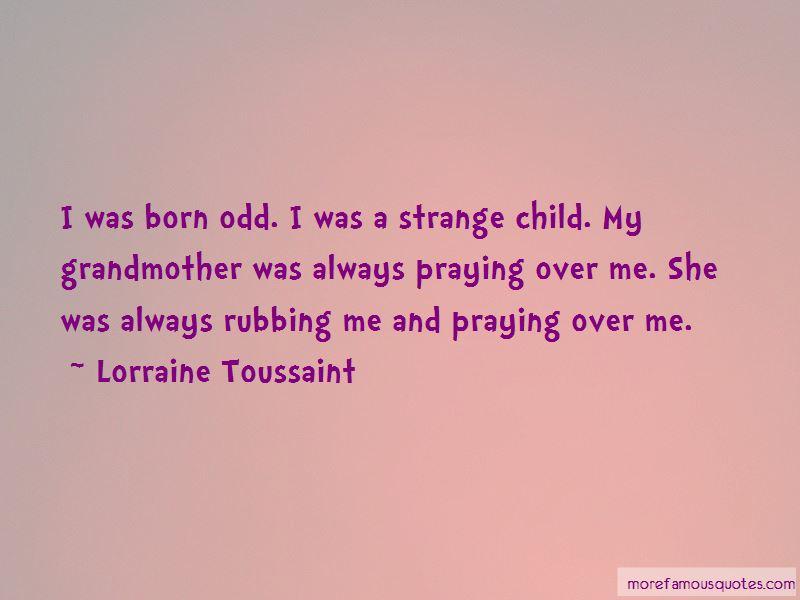 Lorraine Toussaint Quotes Pictures 4