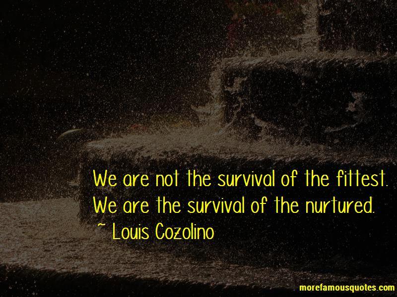 Louis Cozolino Quotes Pictures 2