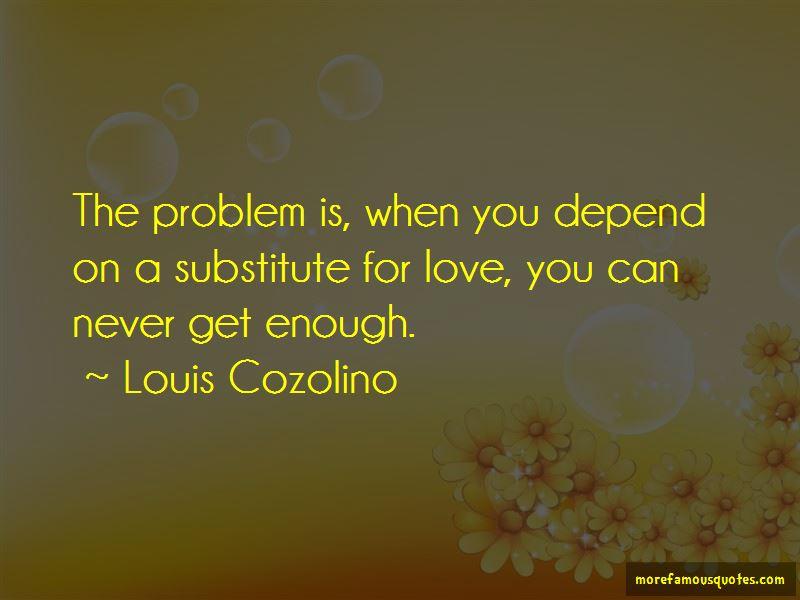 Louis Cozolino Quotes Pictures 4