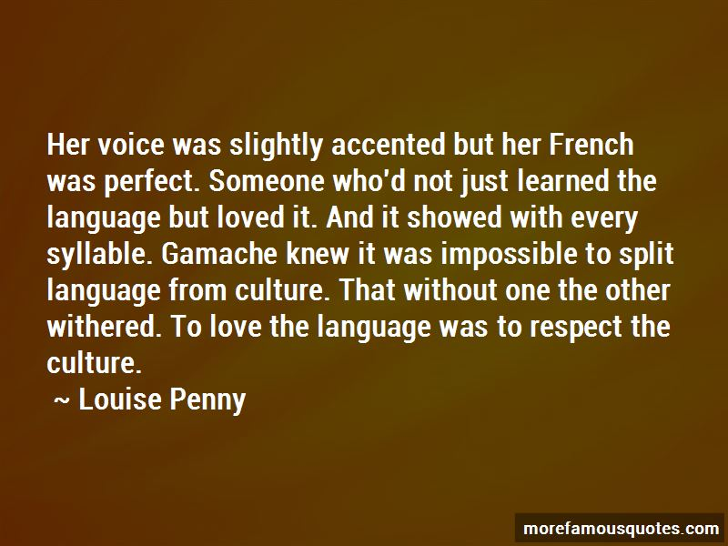 Louise Penny Quotes