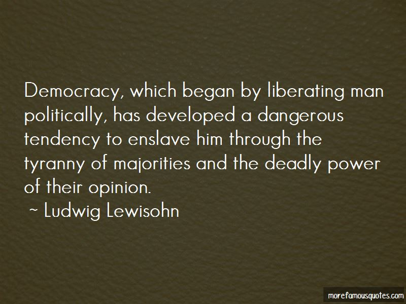 Ludwig Lewisohn Quotes Pictures 2