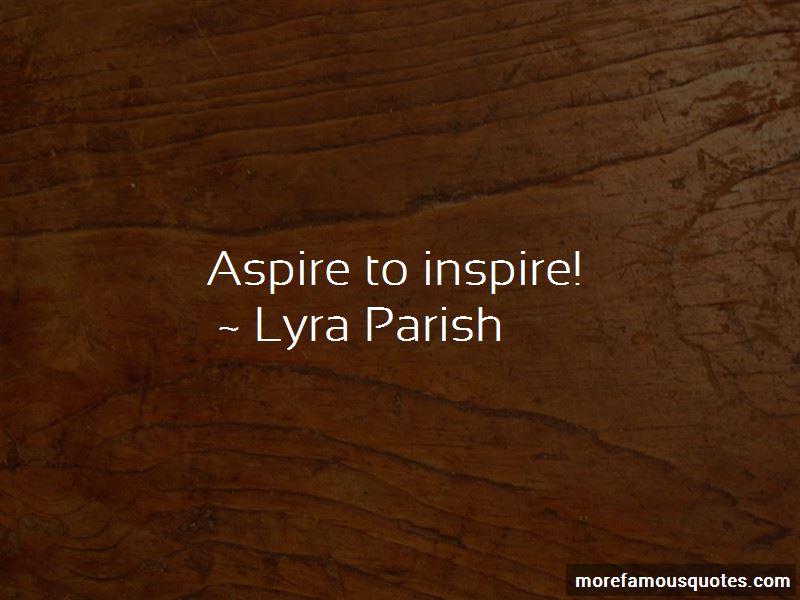 Lyra Parish Quotes Pictures 4