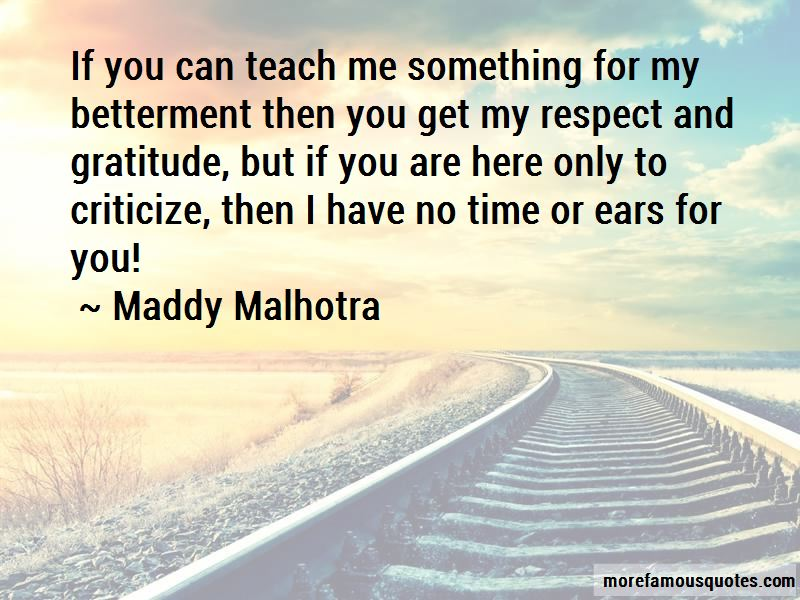 Maddy Malhotra Quotes Pictures 3