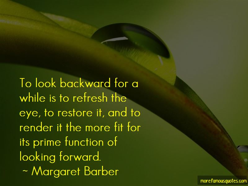 Margaret Barber Quotes Pictures 2