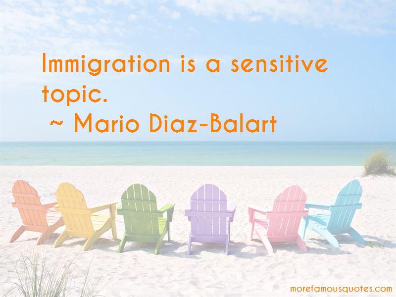 Mario Diaz-Balart Quotes Pictures 2