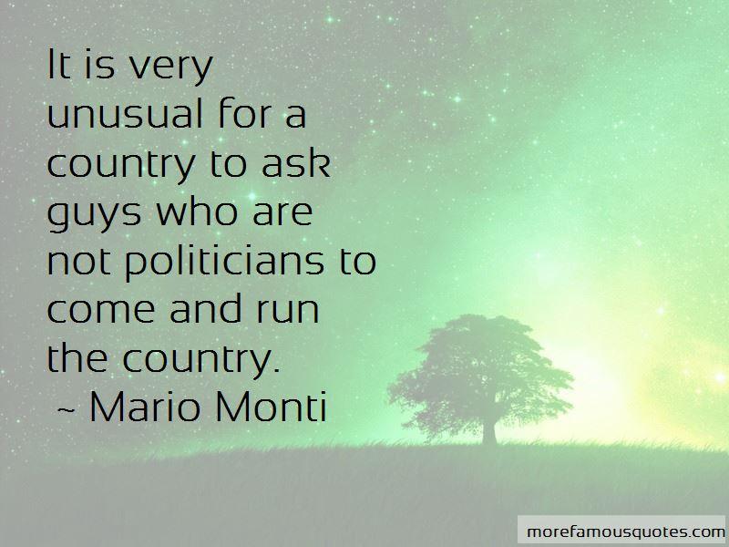 Mario Monti Quotes Pictures 2