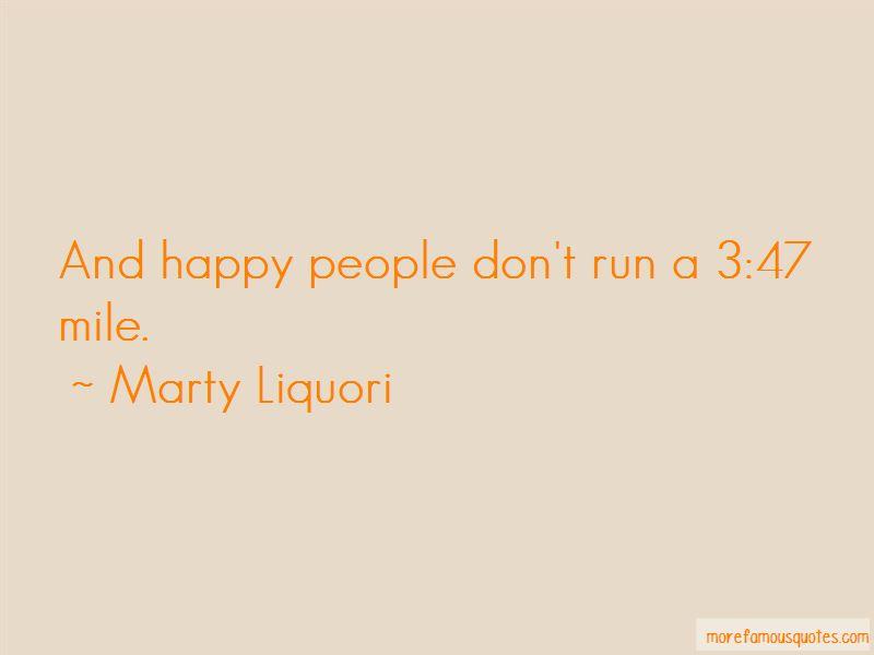 Marty Liquori Quotes