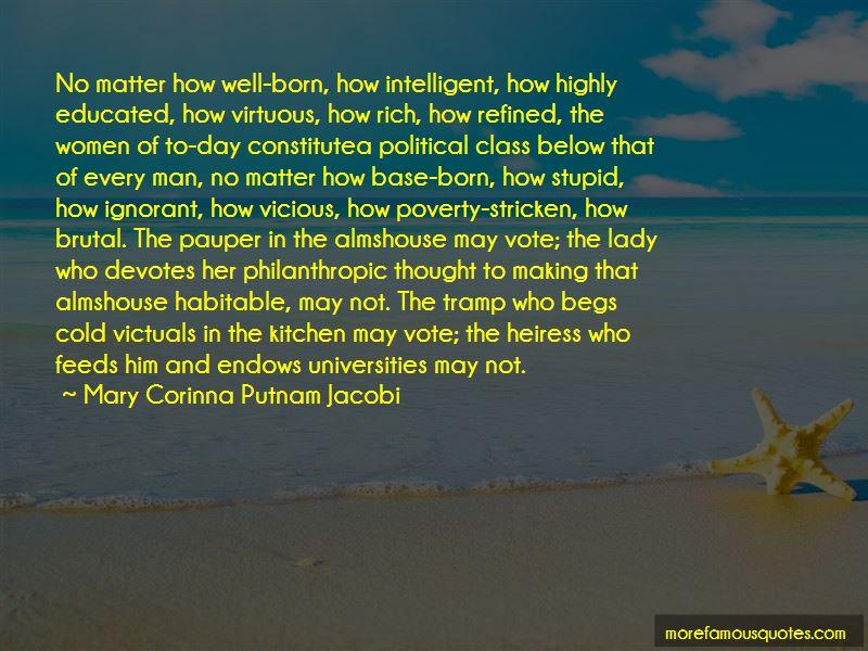 Mary Corinna Putnam Jacobi Quotes Pictures 4