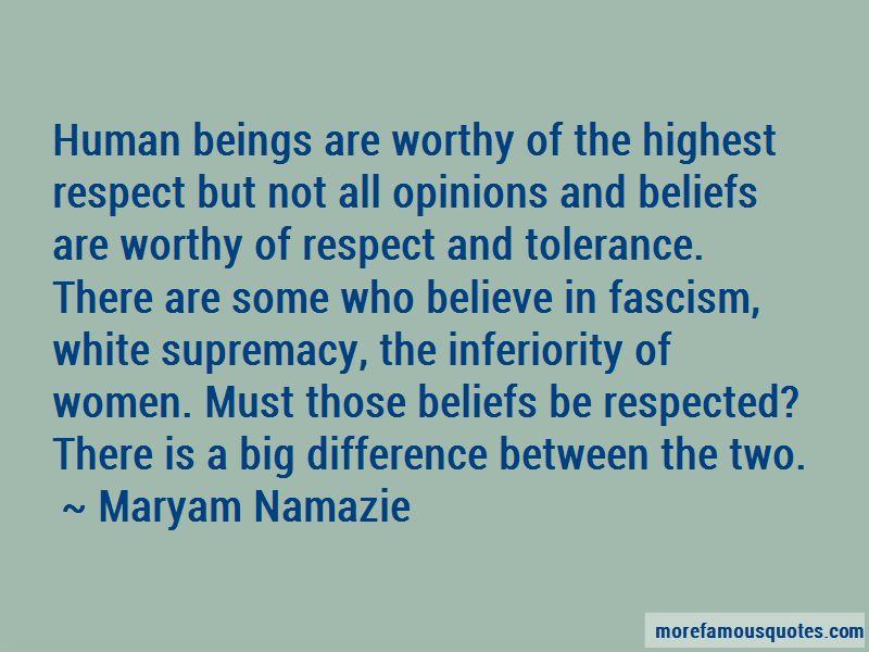 Maryam Namazie Quotes