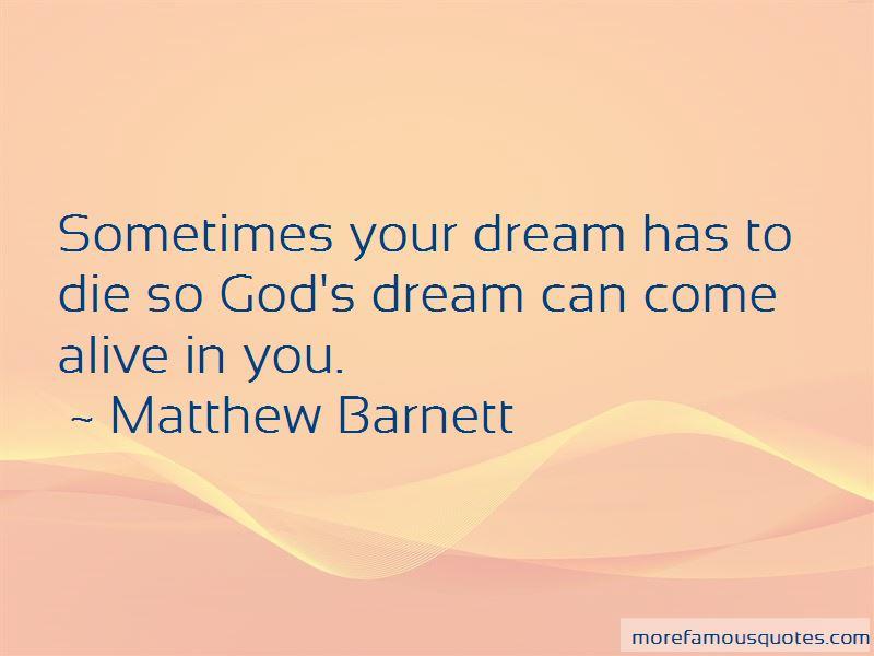 Matthew Barnett Quotes Pictures 2