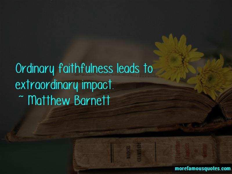 Matthew Barnett Quotes Pictures 3