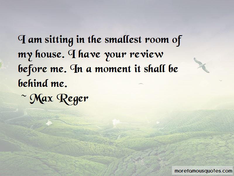 Max Reger Quotes Pictures 2