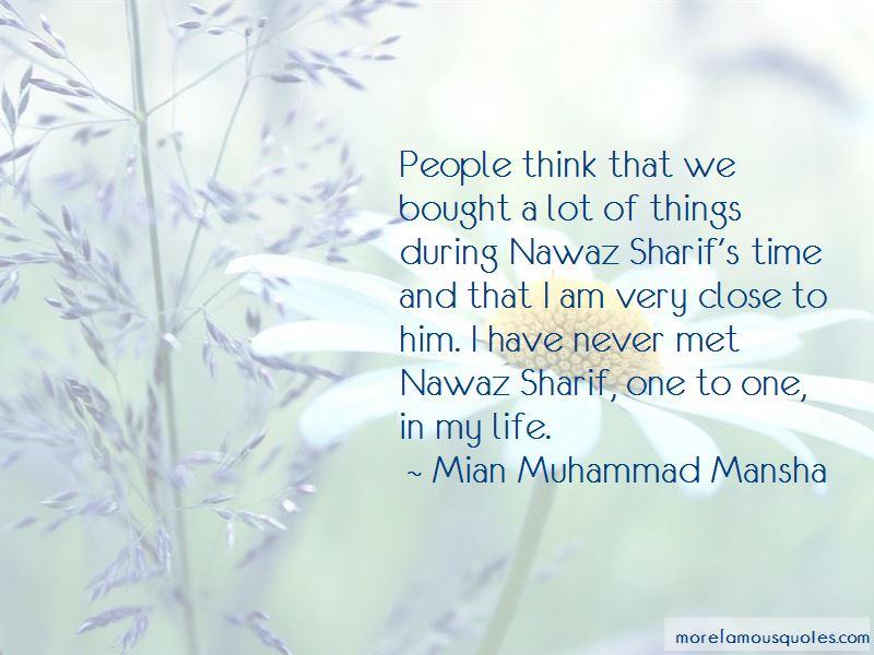 Mian Muhammad Mansha Quotes Pictures 2