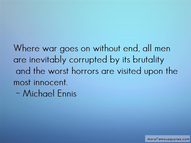 Michael Ennis Quotes Pictures 2