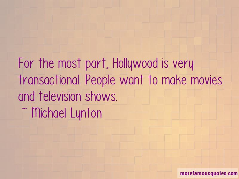 Michael Lynton Quotes Pictures 2