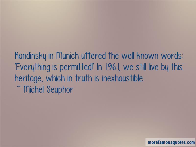 Michel Seuphor Quotes