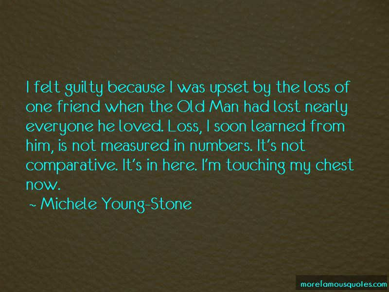 Michele Young-Stone Quotes