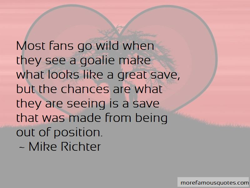 Mike Richter Quotes Pictures 2