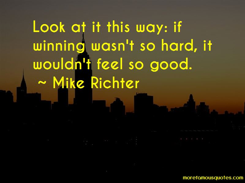 Mike Richter Quotes Pictures 3