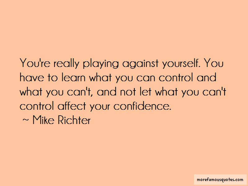 Mike Richter Quotes Pictures 4