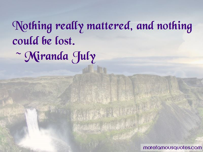 Miranda July Quotes Pictures 3