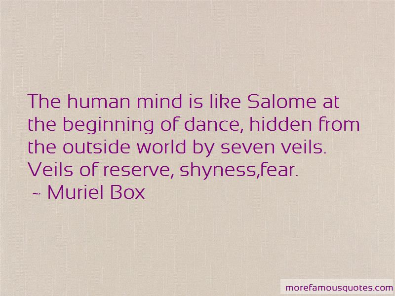 Muriel Box Quotes Pictures 2