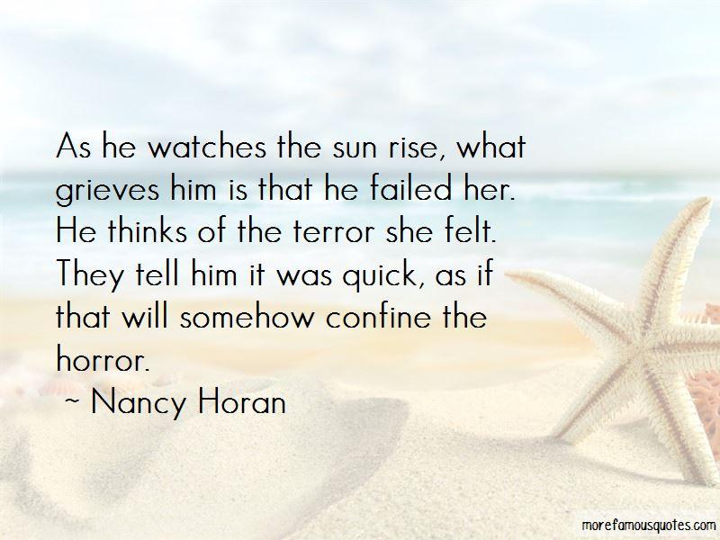 Nancy Horan Quotes Pictures 2