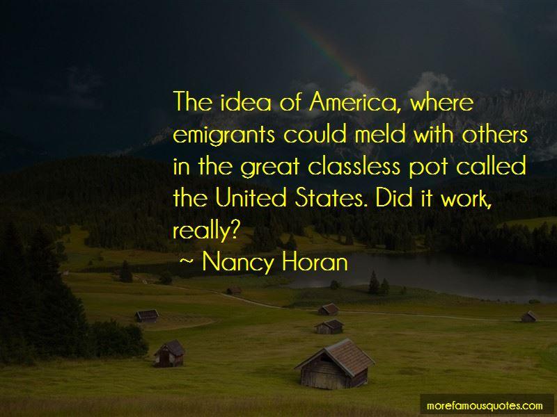 Nancy Horan Quotes