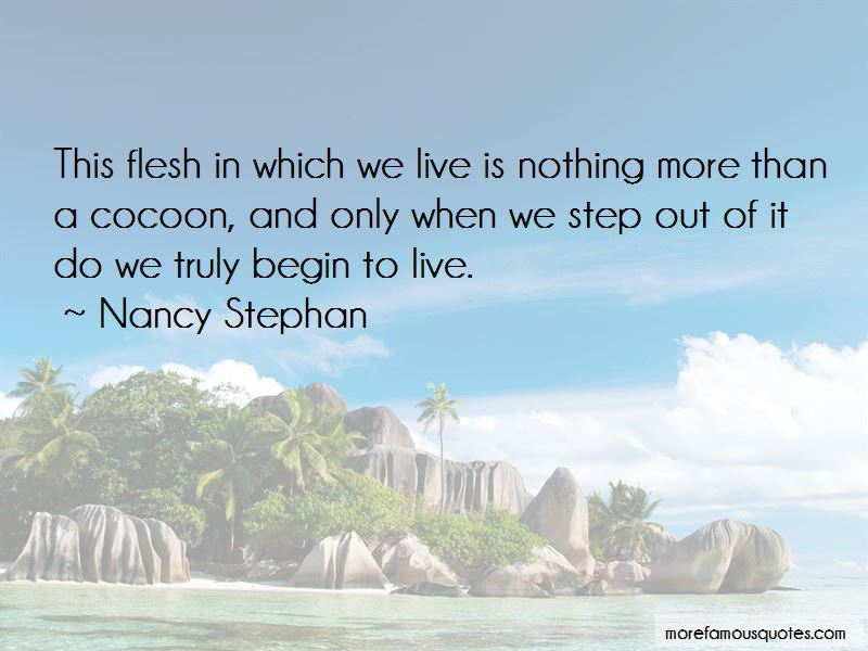 Nancy Stephan Quotes Pictures 2